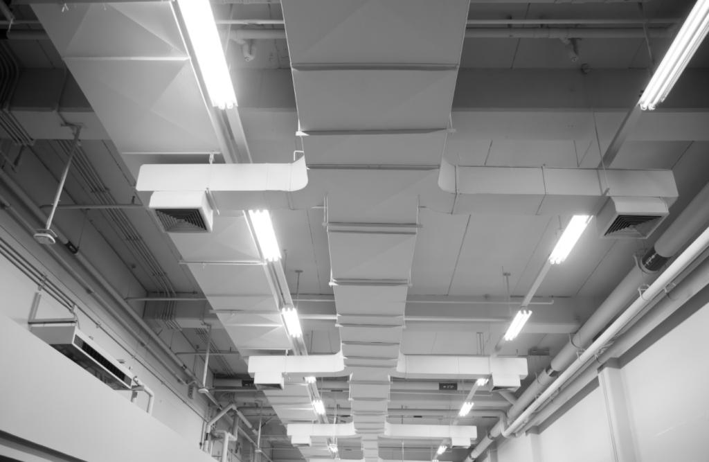 Проектирование системы вентиляций и кондиционирования