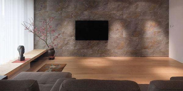 Что такое гибкий камень и как его использовать в интерьере