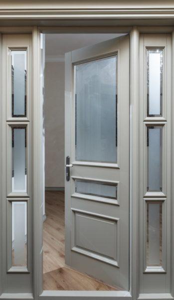 Как подобрать цвет межкомнтаных дверей