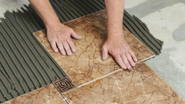 8 популярных способов укладки плитки на пол