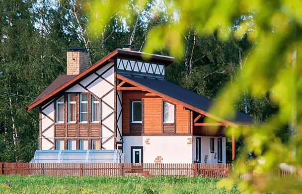 Нюансы и особенности строительства коттеджных поселков