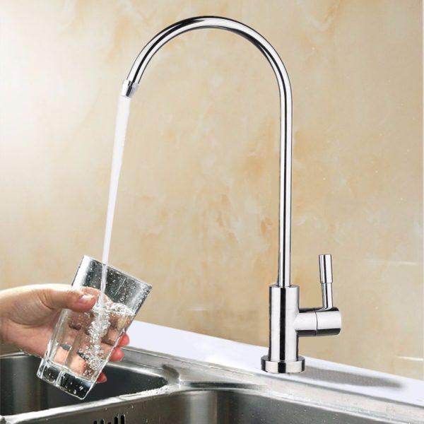 Что такое смеситель для питьевой воды и в чем их удобства