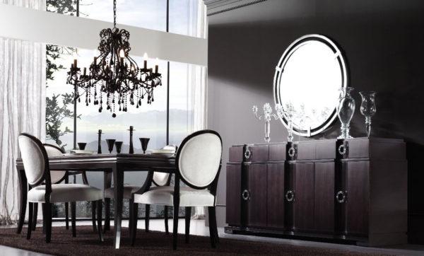 7 предметов чтобы обставить гостиную в стиле Ар деко