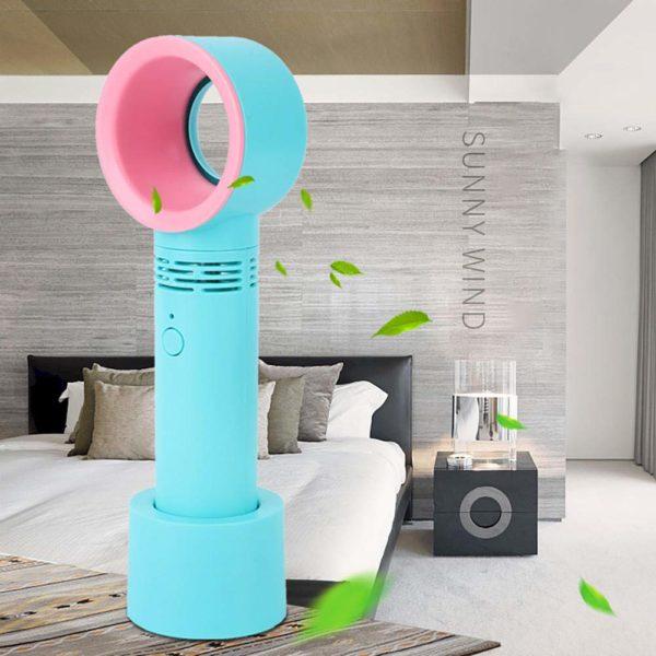 Что такое безлопастный вентилятор и как его выбрать