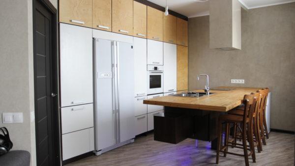Важные факты о перепланировке кухни