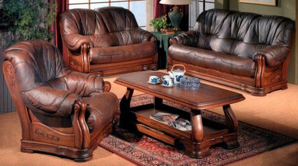 6 аргументов против кожаной обивки для мебели