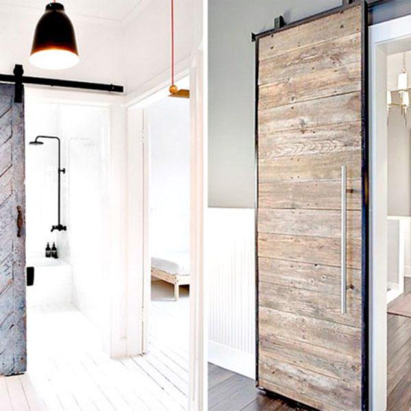 Выбираем межкомнатные двери для квартиры в стиле лофт