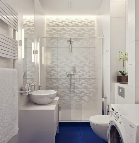 6 хитростей при обустройстве ванной комнаты