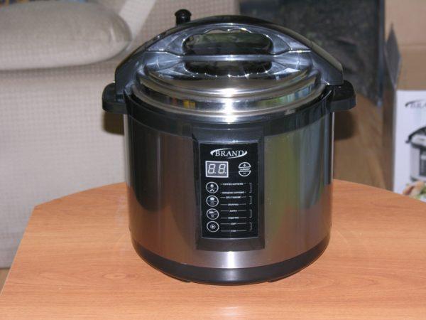 Как очистить мультиварку от жира в домашних условиях