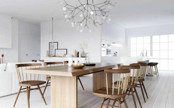5 основных отличий шведского стиля в интерьере