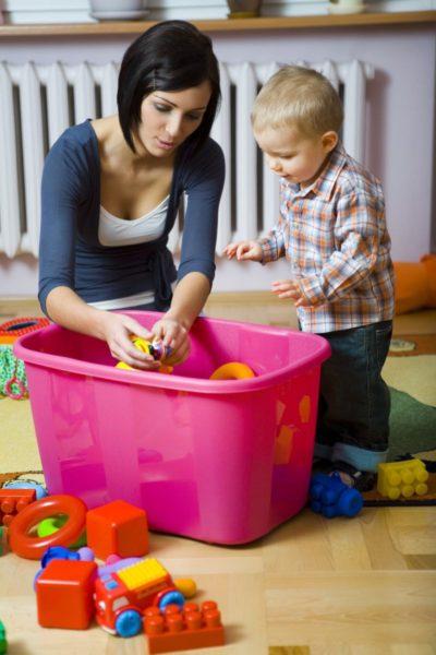 Лучшие способы хранения игрушек в детской