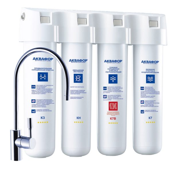 Как выбрать водяной фильтр для дома