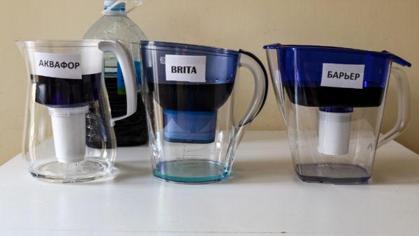 Какой фильтр кувшин для воды выбрать
