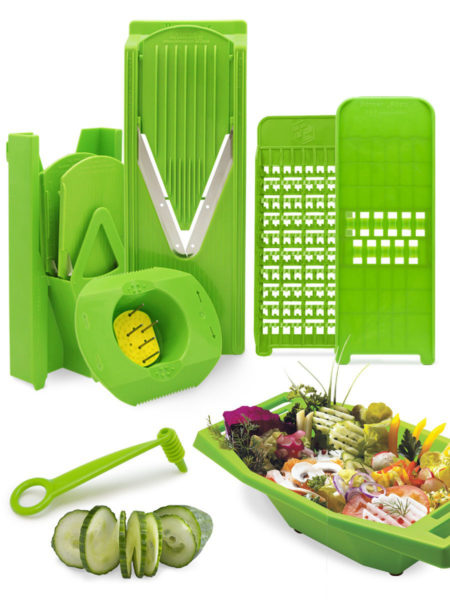 Стоит ли приобретать ручные овощерезки и в чем их недостатки