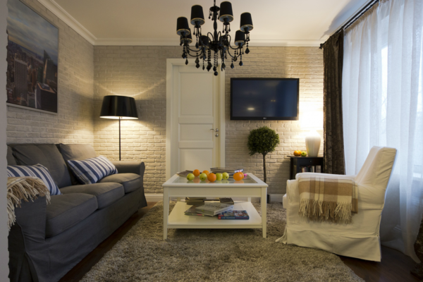Как бюджетно обустроить квартиру в классическом стиле