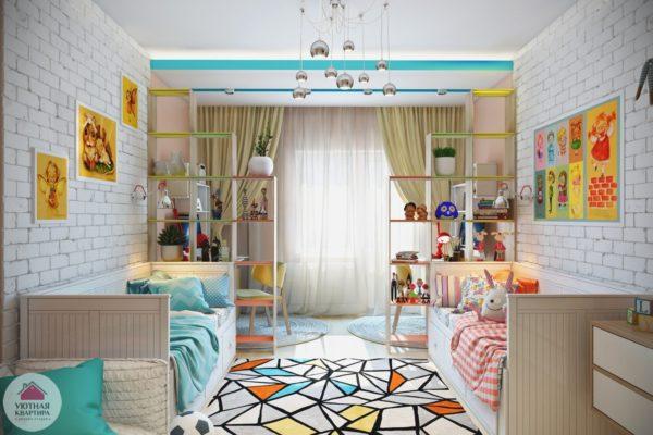 8 особенностей обустройства детских комнат