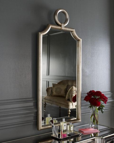 Несколько свежих идей применения зеркал в интерьере