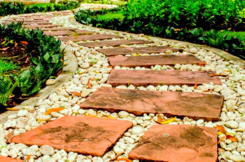 Как выбрать природный камень для сада?