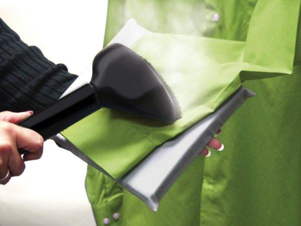 Можно ли заменить утюг отпаривателем для домашней глажки