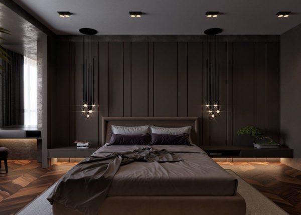 Как создать интерьер спальни как с обложки журнала