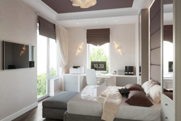 Симметрия и асимметрия: какой вид расстановки мебели выбрать