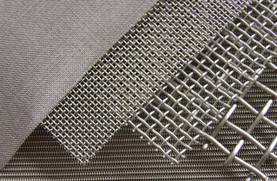 Тканые сетки