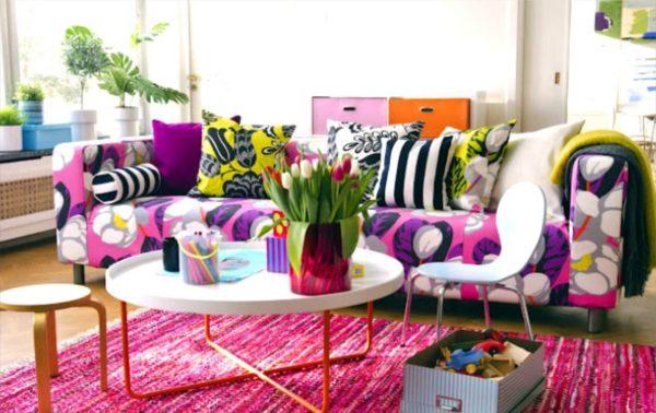 Как выбрать текстиль для украшения квартиры