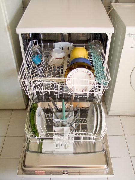 Что такое один комплект для посудомоечной машины