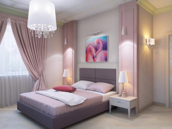 Какая цветовая гамма идеально подходит для оформления спальни