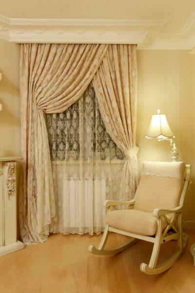 5 базовых типов штор, которые подойдут для любой комнаты