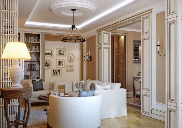 Как создать квартиру в итальянском стиле