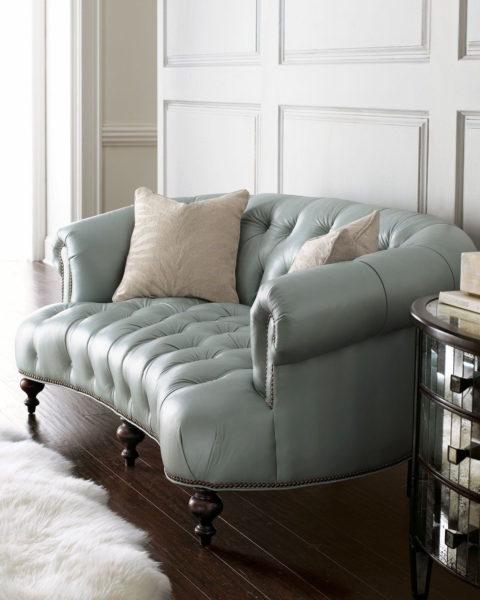 7 советов по выбору мебели в кожаной обивке