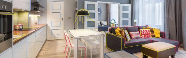 Как обустроить детский уголок в квартире студии