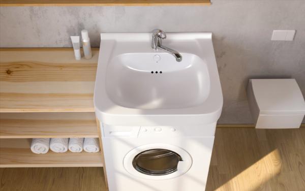 Как выбрать раковину для малогабаритной ванной