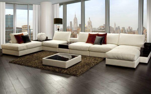 Как выбрать удобный диван в гостиную