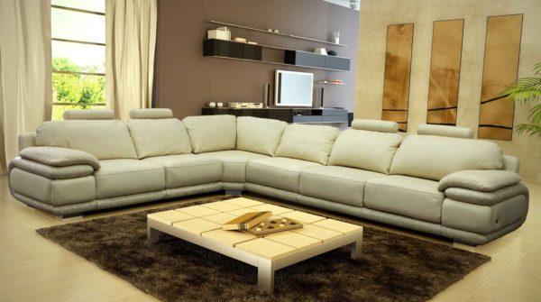Как подобрать удобную мягкую мебель для гостиной