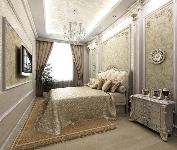 Какой стиль лучше выбрать для уютной спальни