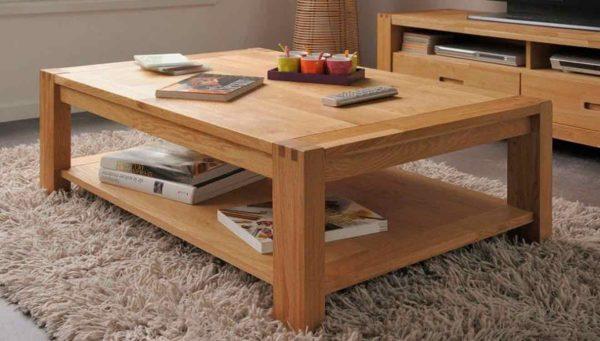 Главные преимущества мебели из массива дерева