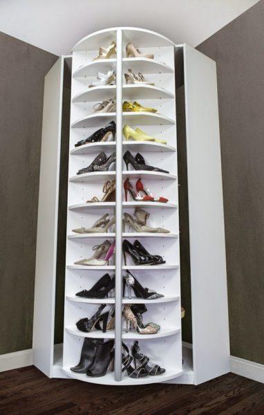 8 идей для компактного хранения обуви в домашних условиях