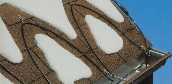 Антиобледенительная система предотвращает нарастание снега и льда на кровле.