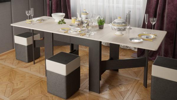 Как выбрать красивый обеденный стол
