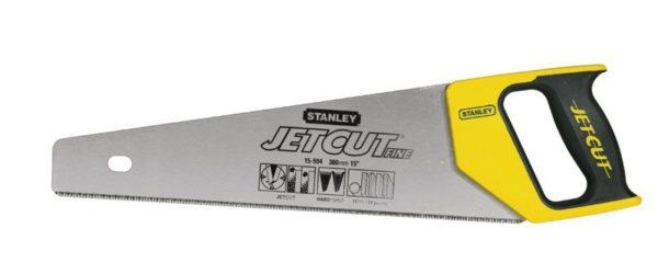 Чем мельче зуб на ножовке, тем она лучше будет резать поликарбонат