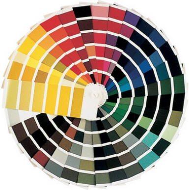 цвета профнастил