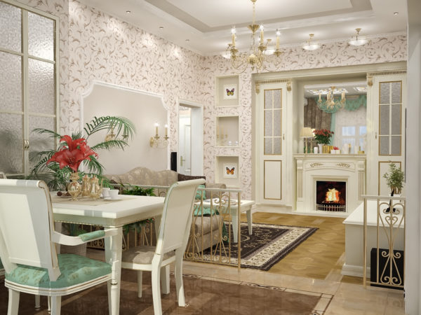 Как найти место для столовой в небольшой квартире