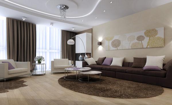 6 главных ошибок в дизайне интерьера гостиной