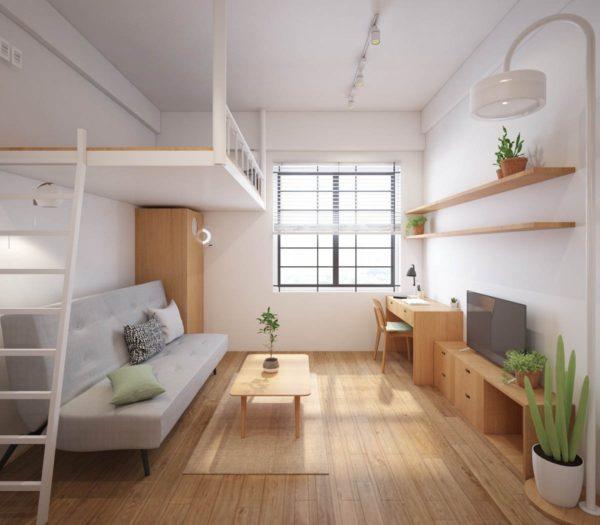Как использовать все пространство квартиры с толком