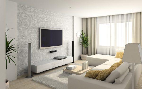 Как красиво оформить гостиную в небольшой квартиры