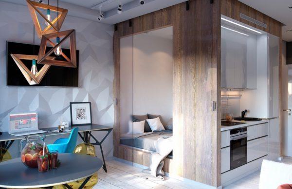Как при помощи света сделать комнату удобнее и комфортнее