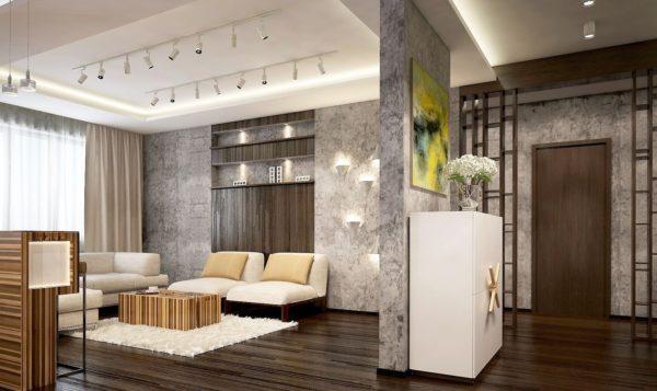 Простой и функциональный интерьер квартиры своими руками