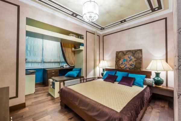 Как использовать преимущества комнаты объединенной с лоджией